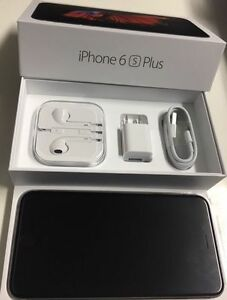 Like-New Apple iPhone 6S Plus Unlocked 128GB AppleCare OtterBox