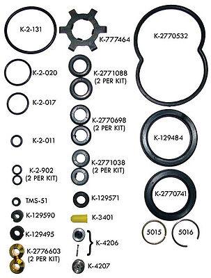 GM 2771004 Hydro Boost Repair Kit (Exact Duplicate) Complete Seal Kit