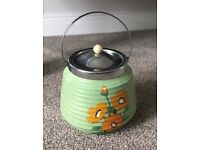 Biscuit Barrel RETRO Green: Best offer so far £1