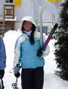 Manteau sport d'hiver pour femme de marque Orage