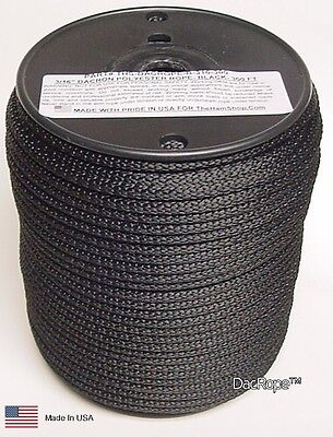 """Antenna Support Rope 300' 3/16"""" Dacron Polyester, Tents, ..."""