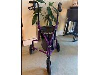 Lightweight Purple Walker