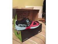 Inov-8 Terraclaw 250 Ladies Trail Shoes. Size 6.5 (EU 40). New in Box.