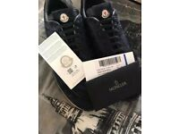 Moncler trainers size 10