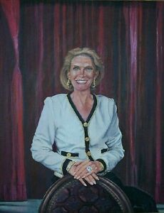 PAINTINGS and COMMISSIONED PORTRAITS