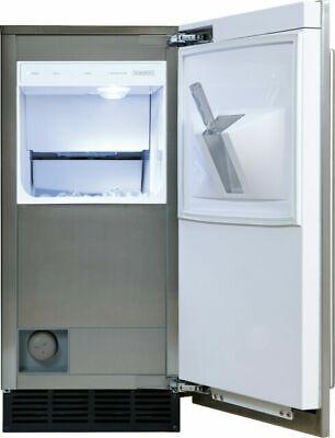 Sub Zero Ice Maker Under Counter Model UC15IP Kitchen Bar Appliances NIB