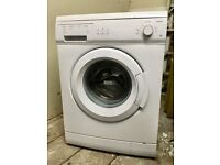 Curry's Essentials Washing Machine - 5KG capacity - A+ rating - barely used