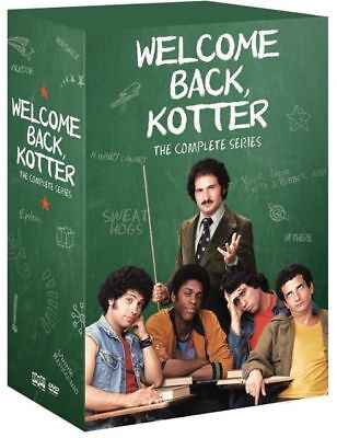 Welcome Back Kotter: The Complete Series (DVD, 2014 16-Disc Set) Sealed