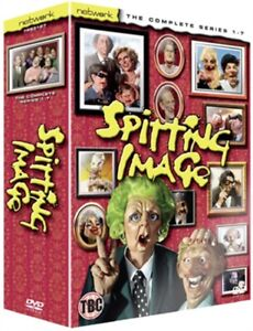 Spitting Image - The Complete Series [DVD], 5027626312749, Phil Cornwell, Harry.