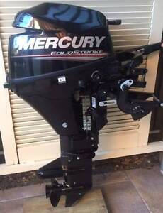 Mercury 9.9hp Four Stroke Outboard Short Motor Ormiston Redland Area Preview