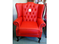 Wing Chairs Chesterfield