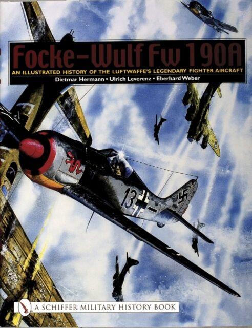 Focke-Wulf Fw 190A (Hardcover), Hermann, Dietmar, 9780764319402
