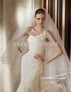 Brand New Ivory Wedding Veil