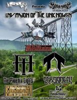Invasion of the Unknown 2 Band submissions