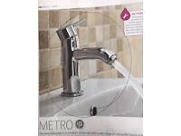 Chrome basin mono mixer tap (brand new in box)