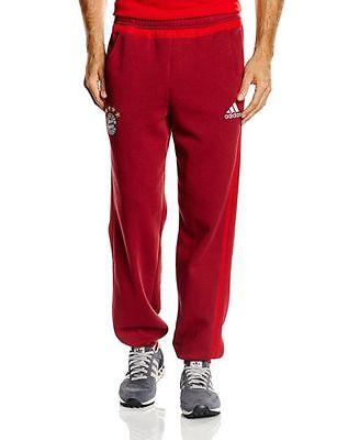 Adidas FC Bayern München Jogging Hose in Rot XXXL Joggen Hose für Herren