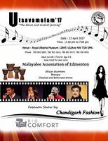 Utsavamelam'17 - The dance and musical journey
