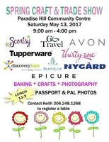 Craft and Trade Show - Paradise Hill