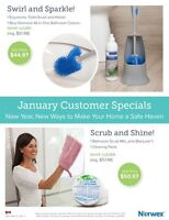 Norwex January specials!