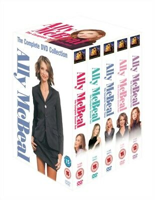 ALLY MCBEAL COMPLETE COLLECTION