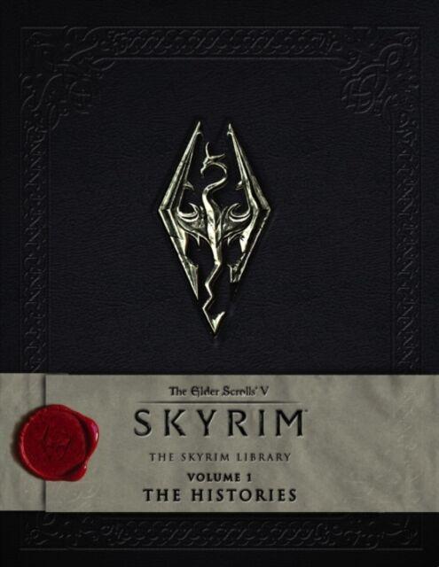 The Elder Scrolls V: Skyrim - The Skyrim Library, Vol. I: The Histories: 1 (Har.