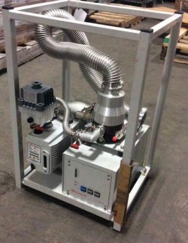 Edwards EXP Turbo SYSTEM station/cart/system MODEL: B72265930