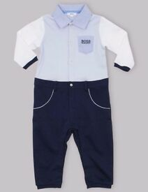New Hugo boss baby boy outfit 3 month