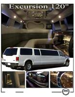 Cheap limousine and limo busses for all occasions