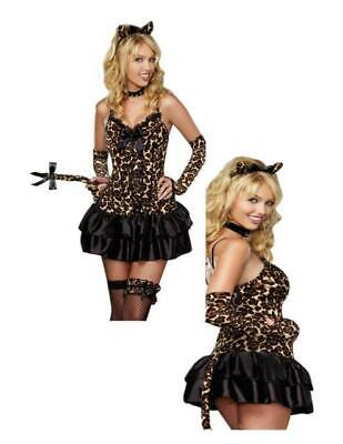 Kitty Cat - Adult Women's - Purr-fect for you - Dreamgirl Costumes - Kitty Costumes For Adults