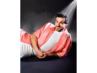 Patrick Monahan: That 80's show (Part of The Nottingham Comedy Festival)