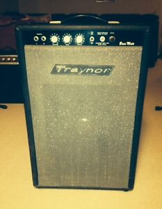 Vintage Traynor Bass Mate
