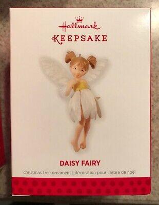 2013 DAISY FAIRY #9 In Fairy Messenger Series ~ Hallmark Keepsake Ornament -