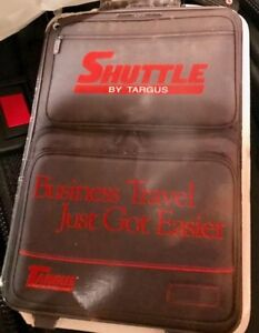 Shuttle Targus Rolling Case Professional Luggage Carry on black