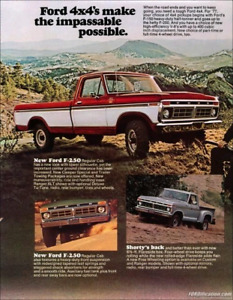 1977 fords
