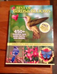Best of Birds and Blooms (hardcover)