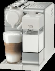Delonghi EN560S Nespresso Lattissima Touch Coffee Machine ...