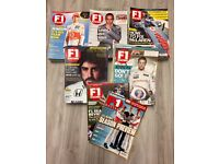 F1 Racing Magazines 5 YEARS COMPLETE!! January 2011 - December 2015