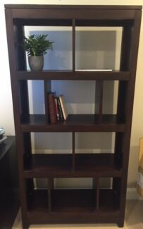 Book case, solid timber, great condition