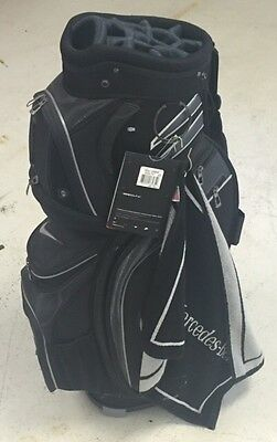 Mercedes-Benz Golf Cart Bag By Nike - Brand New With Tags   Towel 30734418c6