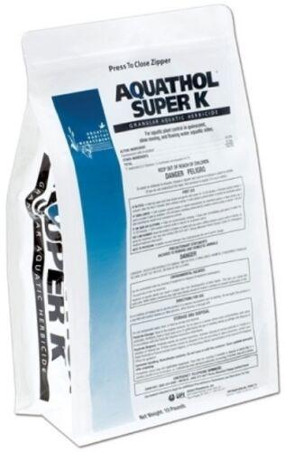 Aquathol Super K Granular Aquatic Herbicide - 5 Lbs.