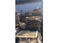 FREE PALLETS - Constant Supply - Help yourself