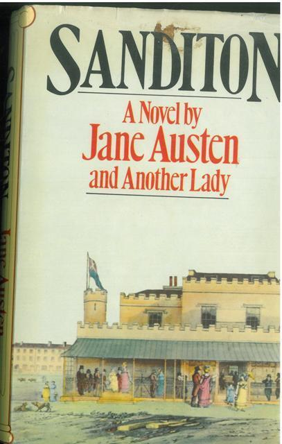 Sanditon: Continued and Completed by Another Lady, Austen, Jane, Good Book