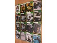 Xbox 360 and 28 games