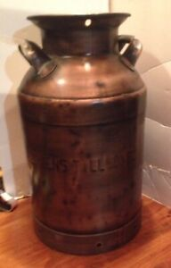 BORDENS TILLSONBURG MILK CAN 22.75 INCHES TALL