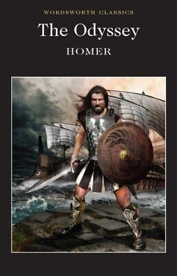The Odyssey by Homer (Paperback, 1992) Brand New Book Free UK Shipping