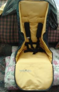 UppaBaby Seat Cover and Sunshade