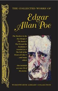 Complete Edgar Allan Poe (Wordsworth Library Collection) (Hardcov. 9781840221725