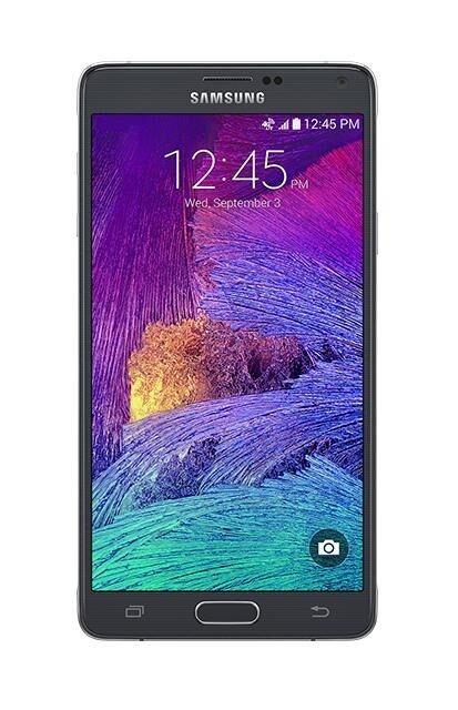 Samsung Galaxy Note 4 SM-N910A - 32 GB - Charcoal Black (Unlocked)  Smartphone
