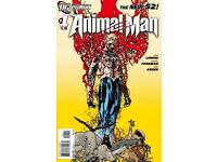 Animal Man TP Vol 01 The Hunt (Animal Man (DC Comics))