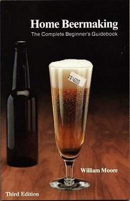 $2.81 - The 'Home Beer Making' Book The complete Beginner's Guidebook.